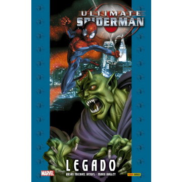 ULTIMATE SPIDERMAN 02: LEGADO (Ultimate Integral)
