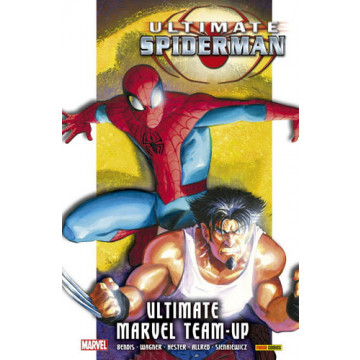 ULTIMATE SPIDERMAN 03: ULTIMATE MARVEL TEAM-UP (Ultimate Integral)