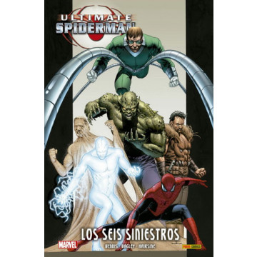 ULTIMATE SPIDERMAN 05: LOS SEIS SINIESTROS (Ultimate Integral)