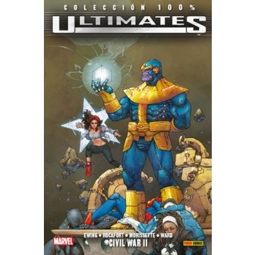 ULTIMATES 02: CIVIL WAR II