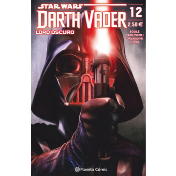 STAR WARS: DARTH VADER LORD OSCURO 12