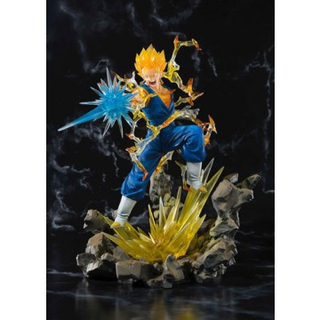 FIGURA VEGETTO SUPER SAIYAN (DRAGON BALL Z) - FIGUARTS ZERO
