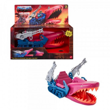 VEHICULO LAND SHARK 2021 (MASTER OF THE UNIVERSE) - ORIGINS