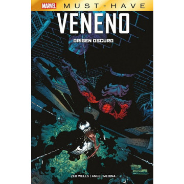 VENENO: ORIGEN OSCURO (Marvel Must-Have)