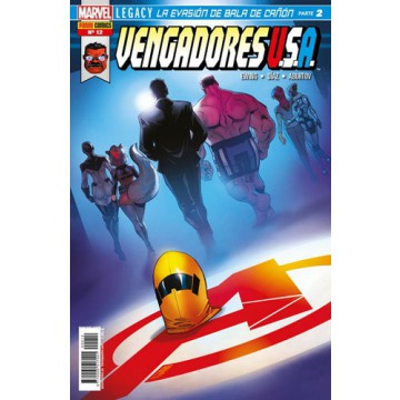 VENGADORES USA 12