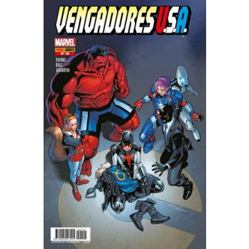 VENGADORES USA 10