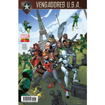 VENGADORES USA 07