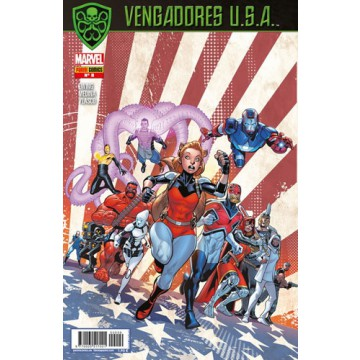 VENGADORES USA 09