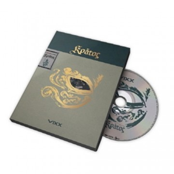 CD VIXX - 3RD MINI ALBUM KRATOS