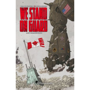 WE STAND ON GUARD (INTEGRAL)