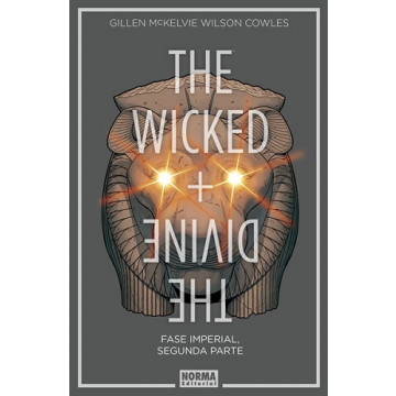 THE WICKED + THE DIVINE 06: FASE IMPERIAL, SEGUNDA PARTE
