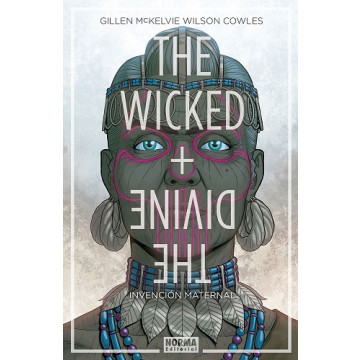 THE WICKED + THE DIVINE 07: INVENCIÓN MATERNAL