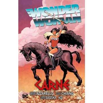 WONDER WOMAN: CARNE