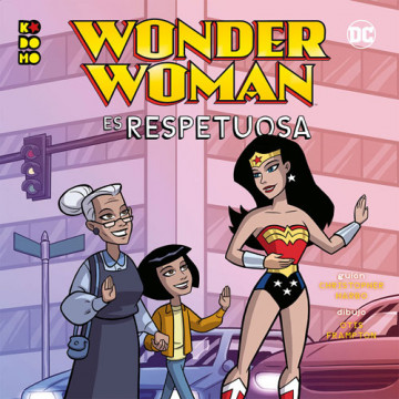 WONDER WOMAN: ES RESPETUOSA