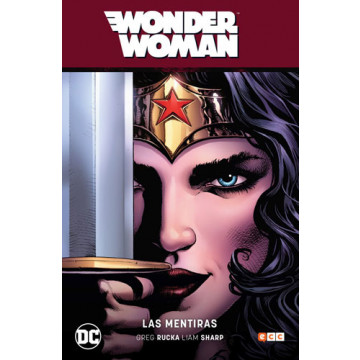 WONDER WOMAN 01: LAS MENTIRAS