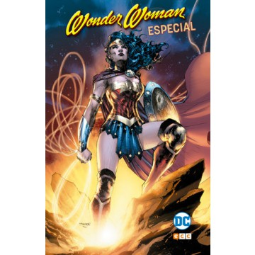 WONDER WOMAN ESPECIAL