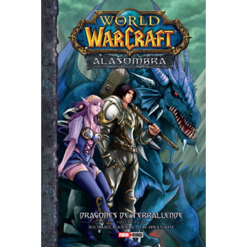 WORLD OF WARCRAFT: ALA SOMBRA 01