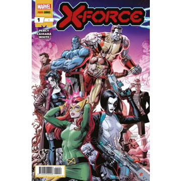 X-FORCE 01 (07) (Serie mensual)