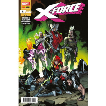 X-FORCE 04 (Serie bimestral)