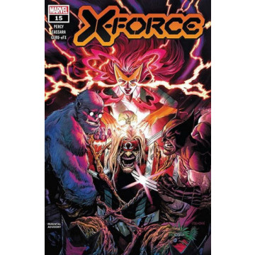 X-FORCE 10 (15) (Serie mensual)