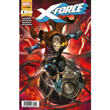 X-FORCE 03 (Serie bimestral)