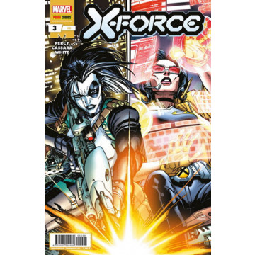 X-FORCE 03 (08) (Serie mensual)