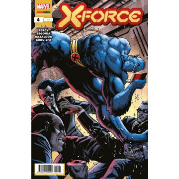 X-FORCE 04 (09) (Serie mensual)