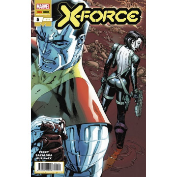 X-FORCE 05 (10) (Serie mensual)