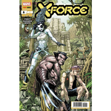 X-FORCE 06 (11) (Serie mensual)
