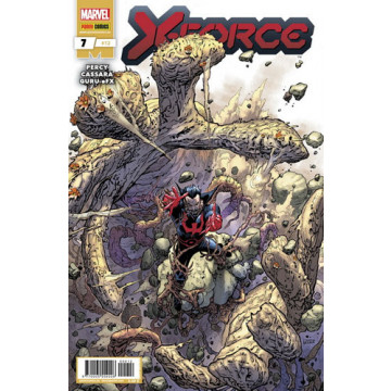 X-FORCE 07 (12) (Serie mensual)