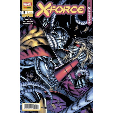 X-FORCE 08 (13) (Serie mensual)