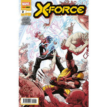 X-FORCE 02 (07) (Serie mensual)