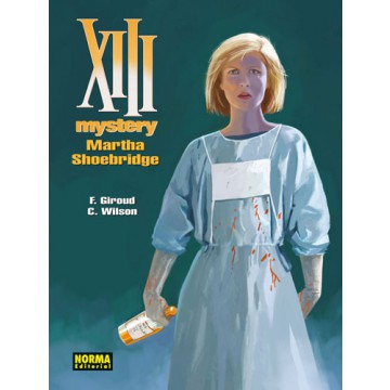 XIII MYSTERY 08: MARTHA SHOEBRIDGE