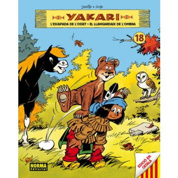 YAKARI VOL. 18 (Català)