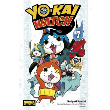 YO-KAI WATCH 07