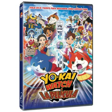DVD YO-KAI WATCH LA PELICULA
