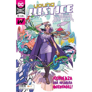 YOUNG JUSTICE 15