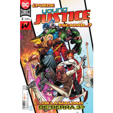 YOUNG JUSTICE 08