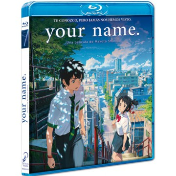 BLURAY YOUR NAME