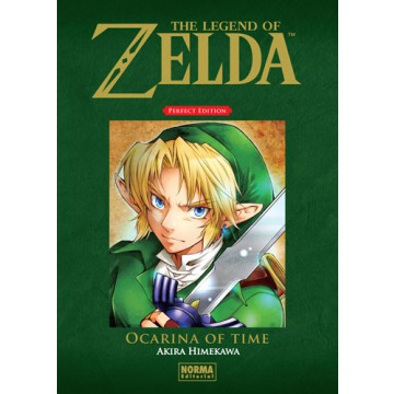 THE LEGEND OF ZELDA. PERFECT EDITION 01: OCARINA OF TIME