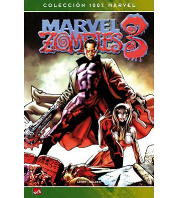 MARVEL ZOMBIES 3: CARNE Y METAL