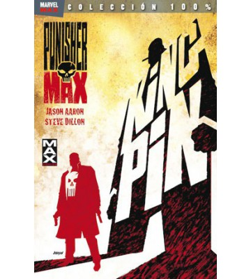 PUNISHER MAX 01: KINGPIN