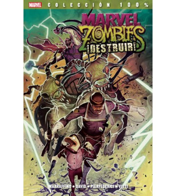MARVEL ZOMBIES: ¡DESTRUIR!