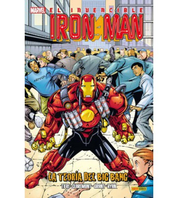 EL INVENCIBLE IRON MAN: LA TEORIA DEL BIG BANG