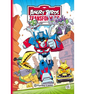 ANGRY BIRDS TRANSFORMERS 02