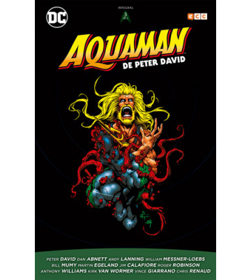 AQUAMAN DE PETER DAVID 03 (DE 3)