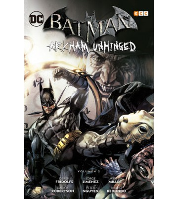 BATMAN: ARKHAM UNHINGED 02