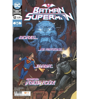 BATMAN / SUPERMAN 12