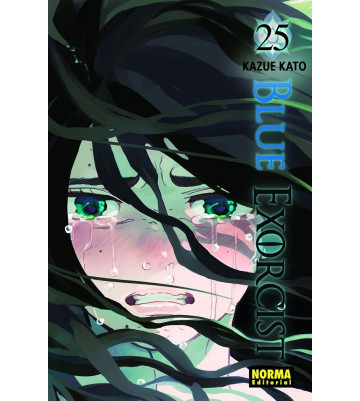 BLUE EXORCIST 25