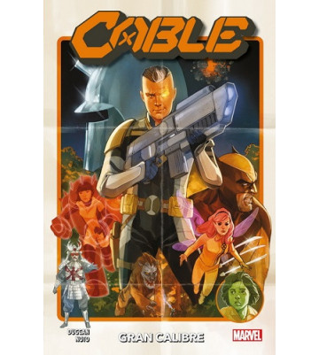 CABLE 01: GRAN CALIBRE